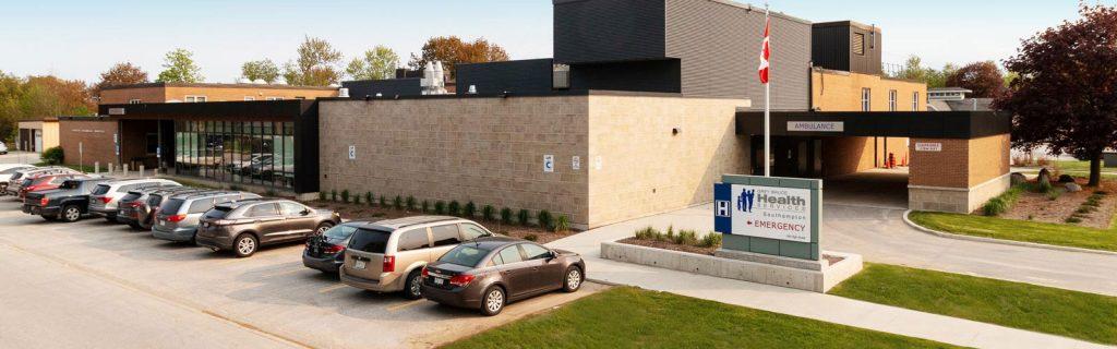 Saugeen Memorial Hospital